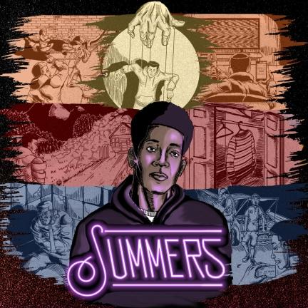 Akinyemi – «Summers» EP (2017)