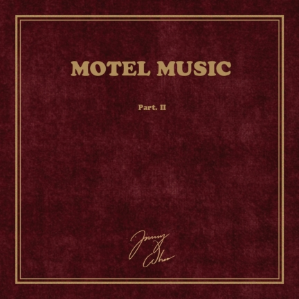 Jimmy Whoo – « Motel Music » Part.II (2017)