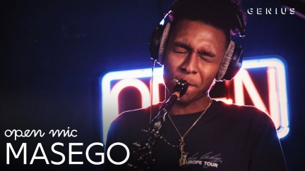 Masego « Lavish Lullaby » OPEN MIC (2019)