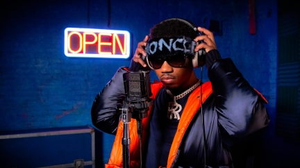 Roddy Ricch «Die Young» OPEN MIC (2019)