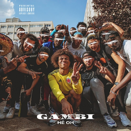 Gambi « Hé oh » SINGLE CERTIFIED GOLD (2019)
