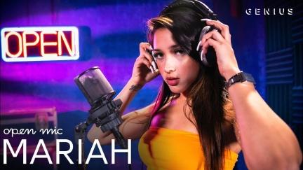 Mariah «Perreito» OPEN MIC (2019)