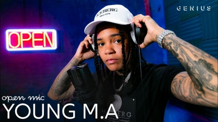 Young M.A « BIG » OPEN MIC (2019)