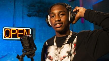 Lil Tjay «One Take» OPEN MIC (2019)