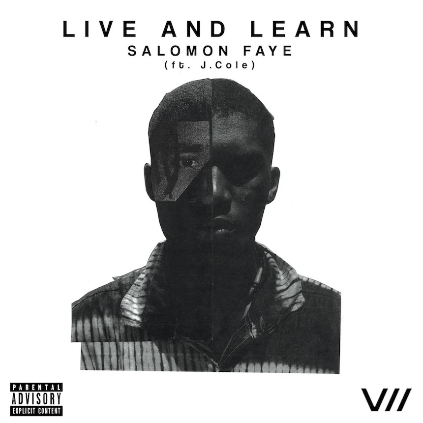 Salomon Faye – «Live and learn» feat. J Cole (2017)
