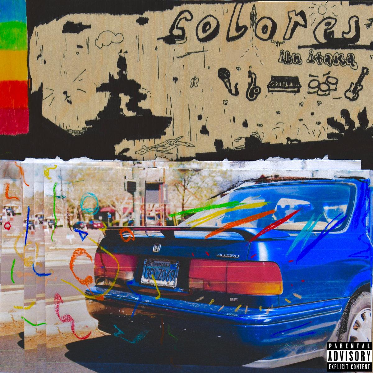 Ibn Itaka «Colores» ALBUM (2019)