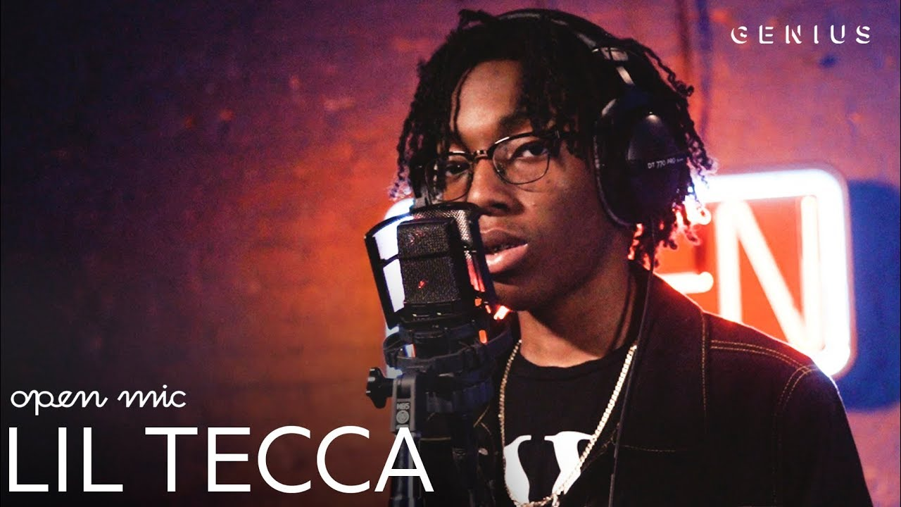 Lil Tecca «Ransom» OPEN MIC (2019)