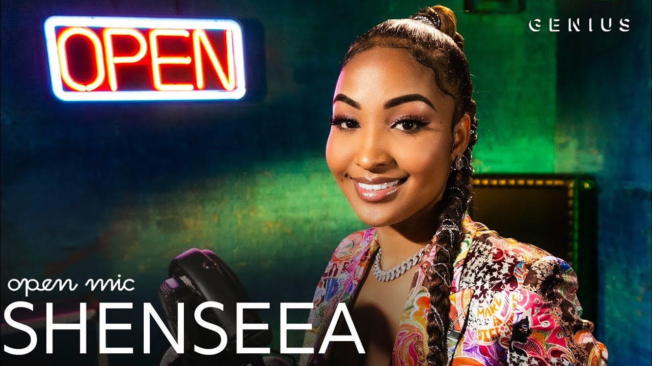 Shenseea «Blessed» OPEN MIC (2019)