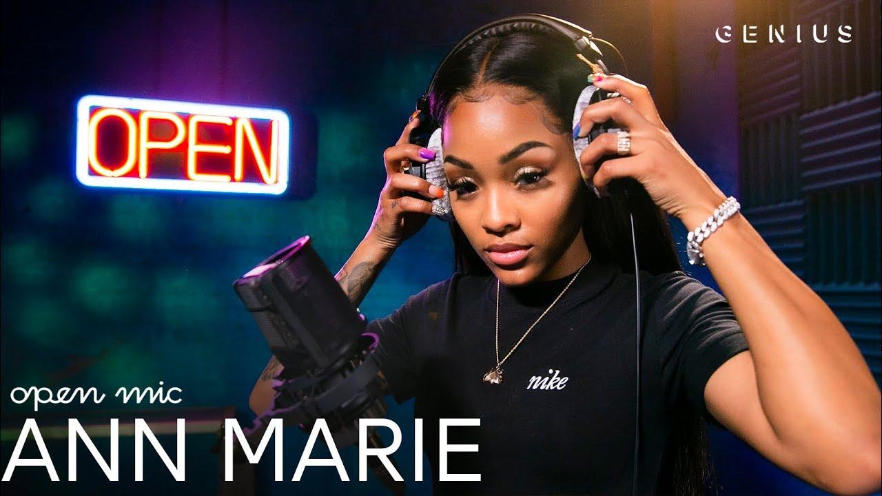 Ann Marie «Throw It Back» OPEN MIC (2019)