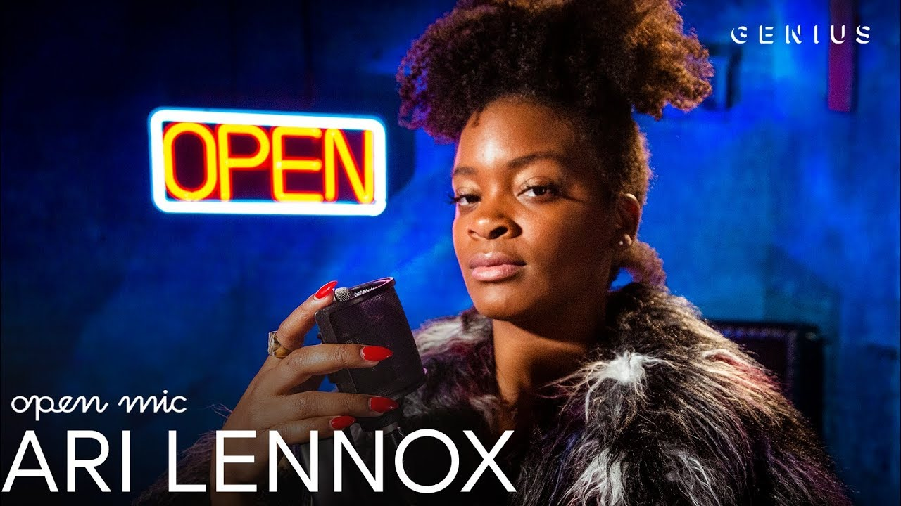 Ari Lennox «BMO» OPEN MIC (2019)