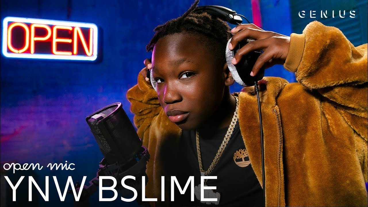 YNW BSlime «Just Want You» OPEN MIC (2019)