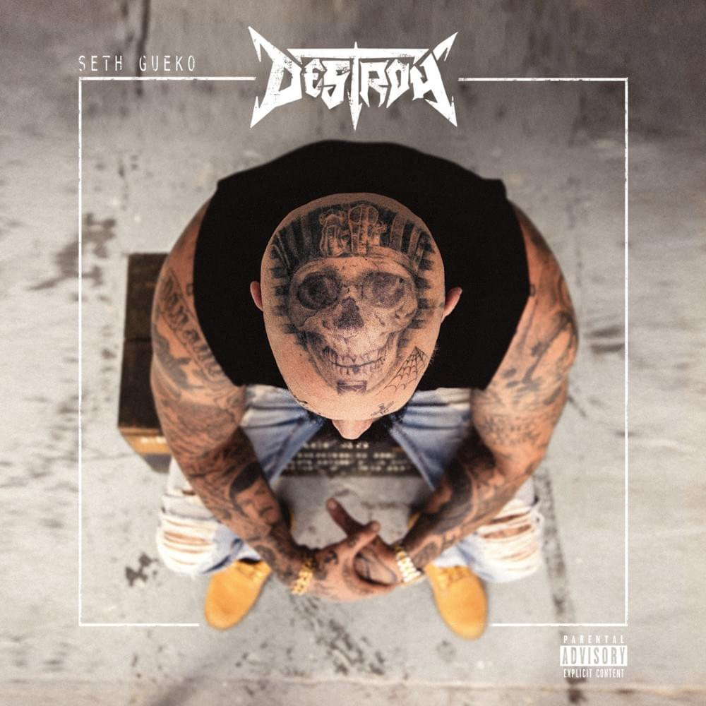 Seth Gueko «Destroy» ALBUM (2018)
